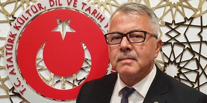 Türk Tarih Kurumu Başkanlığına atanan Prof. Dr. Birol Çetin görevine başladı