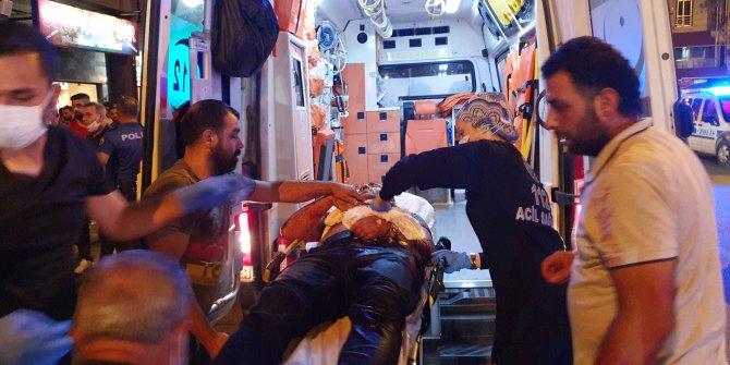 Kardeşini bıçaklayarak ağır yaraladı, kaçtı
