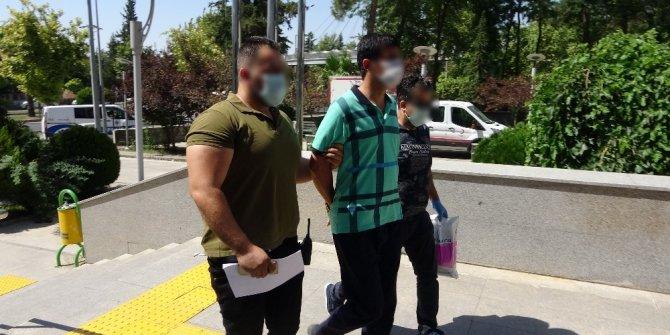 Sınırı geçmeye çalışan DEAŞ şüphelisi yakalandı