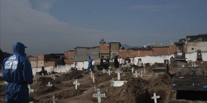 Covid-19 : 1 311 nouveaux décès au Brésil, au cours des 24 dernières heures