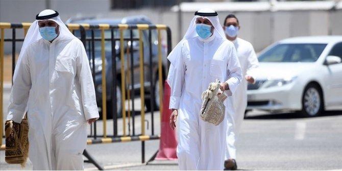 Suudi Arabistan'da son 24 saatte 2 bin 378 vaka
