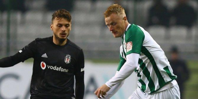 Konyaspor'da o futbolcu ile yollar ayrıldı
