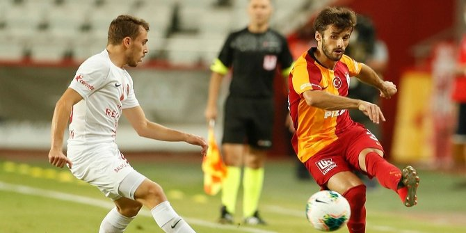 Galatasaray sezonu beraberlikle kapattı
