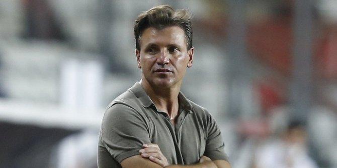 Tamer Tuna: Ligde hedefi olan bir Antalyaspor izlettirmek istiyoruz