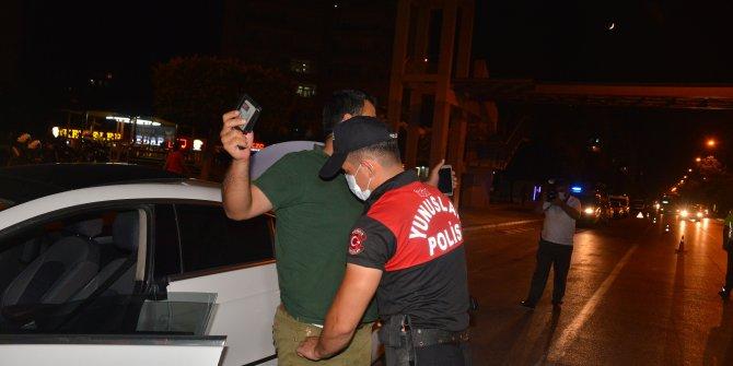 Adana'da 3 bin polis ile hava destekli 'huzur ve güven' uygulaması