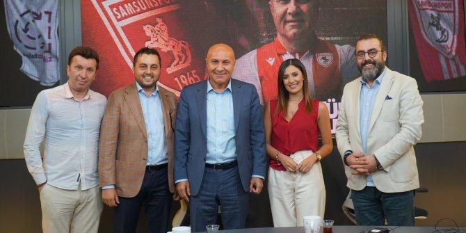 Yüksel Yıldırım: Samsunspor'u Süper Lig'de şampiyon yapacağım