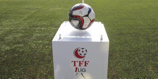 TFF 1. Lig'de play-off yarı final heyecanı