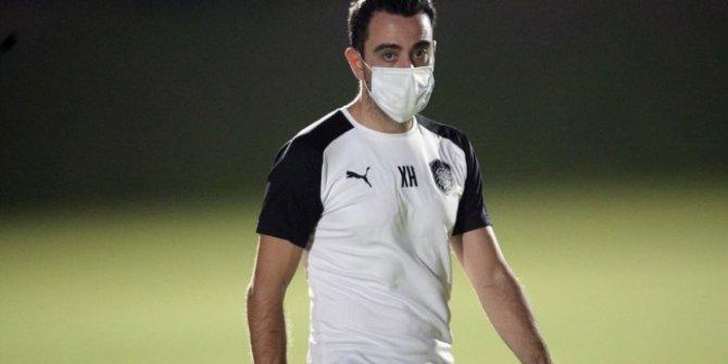 Xavi Hernandez koronavirüse yakalandı