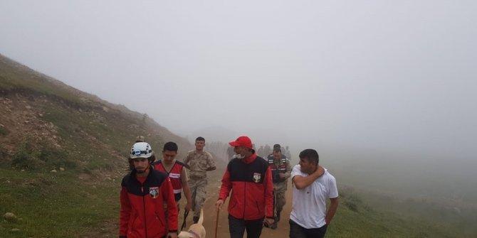 Giresun'un Bulancak ilçesi Semen Yaylası'nda kaybolan Elif her yerde aranıyor