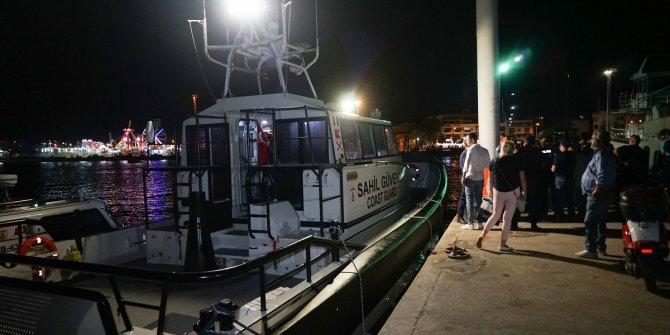 Balıkçı teknesi battı: 1 kişi öldü, 2 kişi kurtarıldı