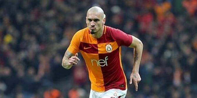 Maicon: Galatasaray'a dönme zamanı!