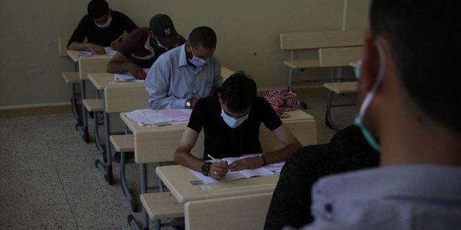 Suriyeli 3 bin öğrenci YÖS için ter döktü