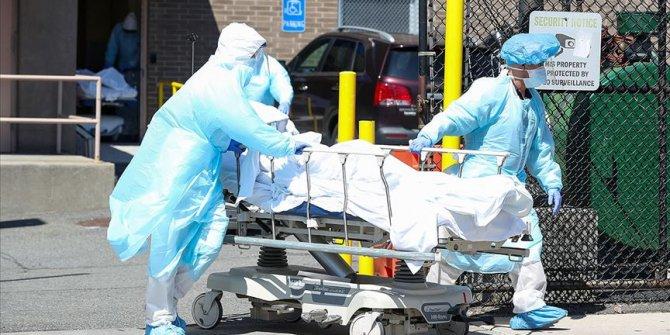 ABD'de Kovid-19 nedeniyle ölenlerin sayısı 150 bine yaklaştı
