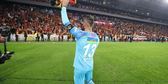 Galatasaray, Beto ile anlaşmaya vardı