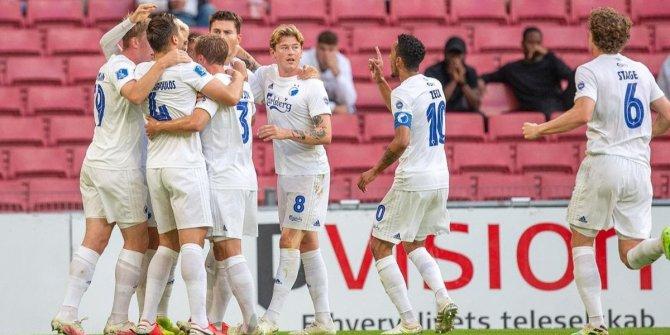 Başakşehir'in rakibi Kopenhag Danimarka Ligi'ni 2. sırada bitirdi