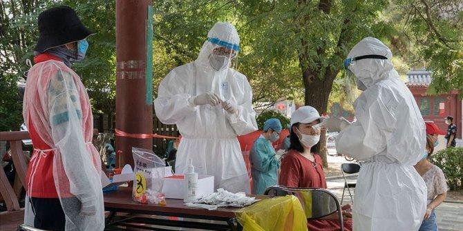 Çin'de 61, Güney Kore'de 25 yeni Kovid-19 vakası görüldü