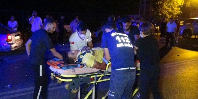 Kazada yaralanan sürücü, bir gün sonra hastanede öldü
