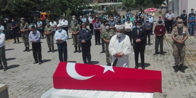 Elazığlı Kore gazisi 89 yaşında hayatını kaybetti