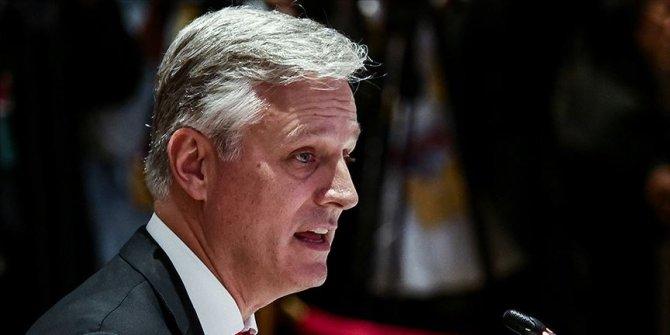 Beyaz Saray Ulusal Güvenlik Danışmanı O'Brien Kovid-19'a yakalandı