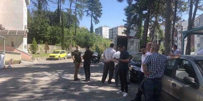 Zonguldak'ta patpat kazası: 1 ölü