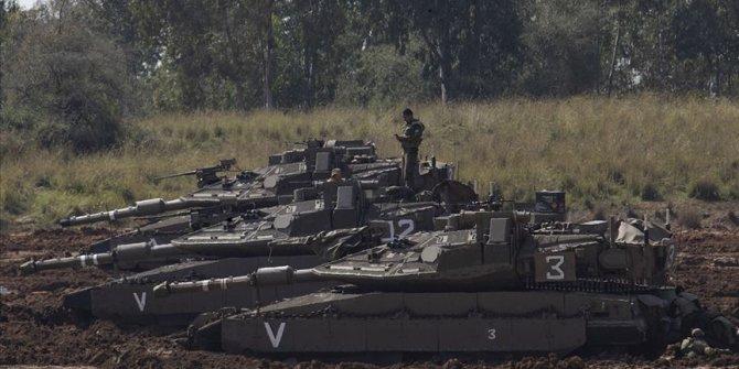 İsrail, Lübnan'ın güneydoğusundaki Kafarşuba bölgesini vurdu
