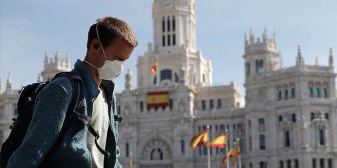İspanya'da COVID'19 vaka sayısı 278 bin 782'ye ulaştı