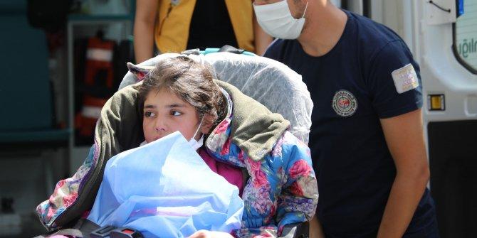 Kaybolduğu yaylada 33 saat sonra bulunan Elif ve ağabeyine devlet koruması