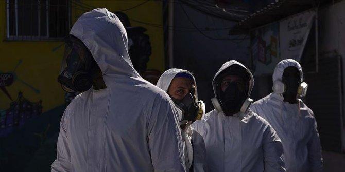 Kovid-19'dan son 24 saatte Hindistan'da 654, Brezilya'da 614, Meksika'da 342 kişi öldü