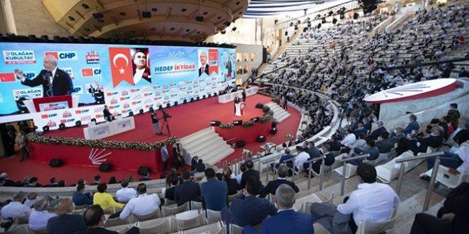 CHP kurultayında MYK şoku: 4 isme vize çıkmadı