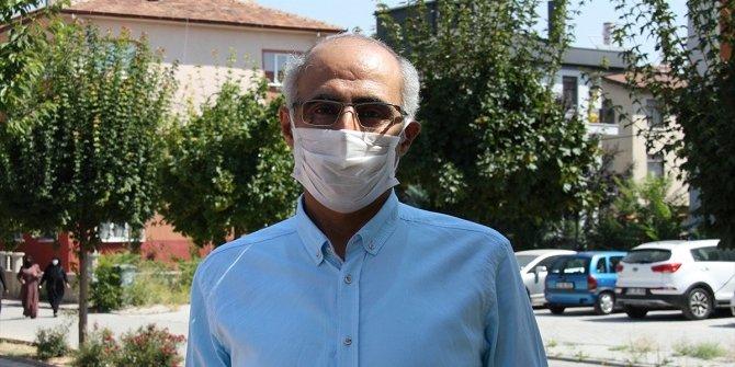 """Konya'da virüsü yenen doktor: """"Solunum sıkıntısı artınca insan ölüm korkusunu yaşıyor"""""""