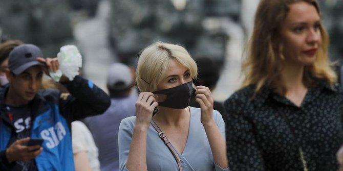 Rusya'da koronavirüs vaka sayısı 820 bini aştı