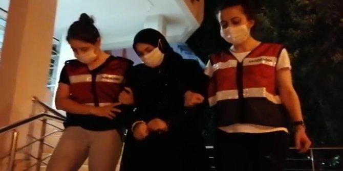 DEAŞ üyesi kadın Bursa'da yakalandı