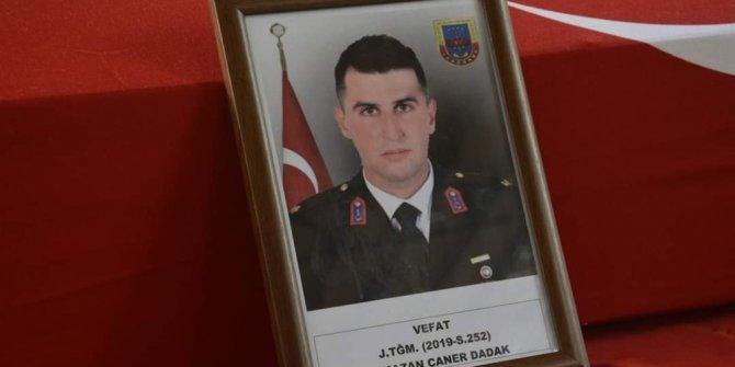 Kazada yaralanan teğmen hayatını kaybetti