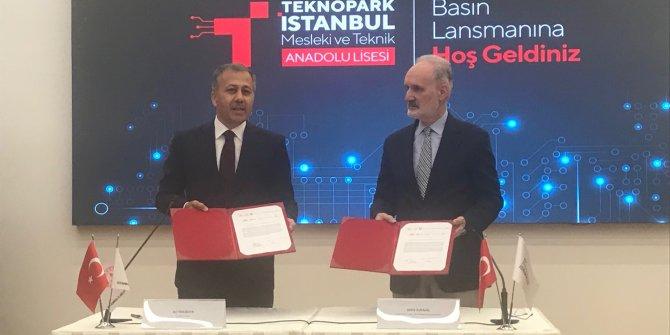 Türkiye'nin ilk Siber Güvenlik Lisesiaçıldı