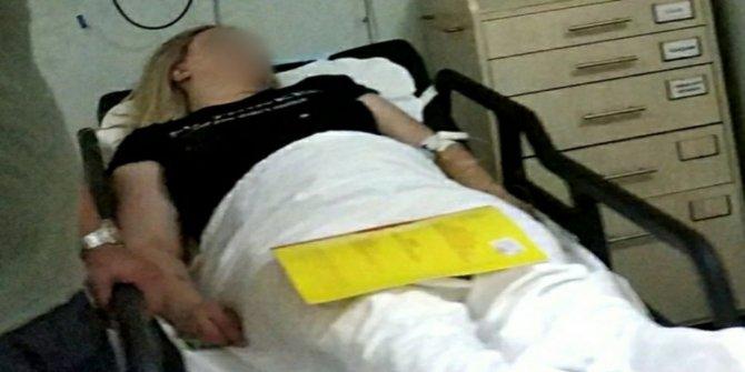 16 yaşındaki çocuk kazara annesini vurdu