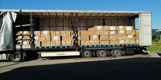 BiH: SZO donirala 11 tona zaštitne opreme zdravstvenim ustanova u RS-u