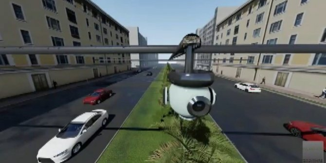 Suça karşı 'Şahingöz Devriye Kamerası'