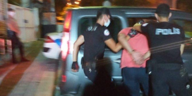Türk Bayrağı'na saldıran şüpheli tutuklandı