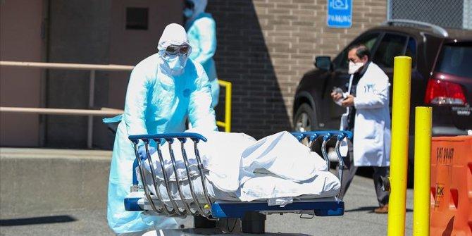 ABD'de Kovid-19 salgını nedeniyle ölenlerin sayısı 150 bini geçti
