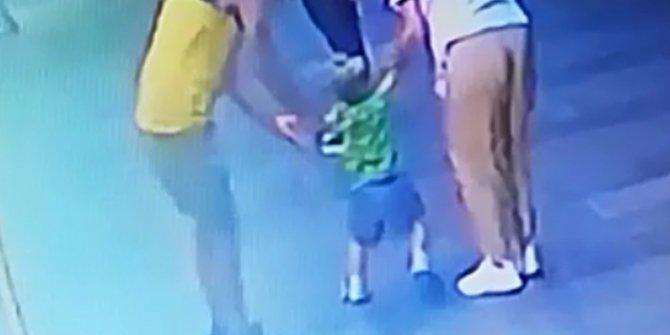 2,5 yaşındaki çocuğu kaçırmaya çalıştı, 'şaka yaptım' dedi