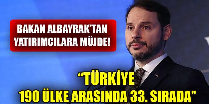 Bakan Albayrak: Türkiye yatırımcılar için cazibe merkezi olmaya devam edecek