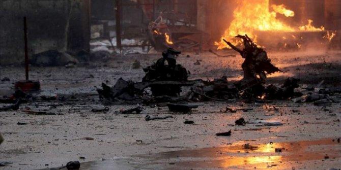 Rasulayn'da terör saldırısında 1 sivil yaşamını yitirdi