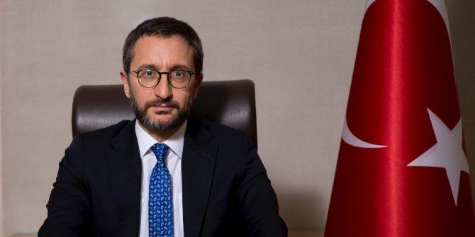 İletişim Başkanı Altun'dan 'Yunanca' mesaj