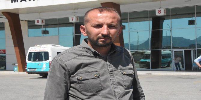 Mersin'deki kazanın tanığı şoför: Arkadaşlarımız son ana kadar mücadele etti