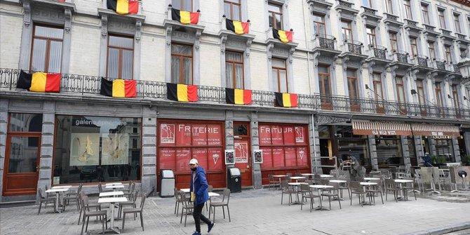 Belçika'da Kovid-19 vaka sayıları artarken, ölüm oranı düşüyor