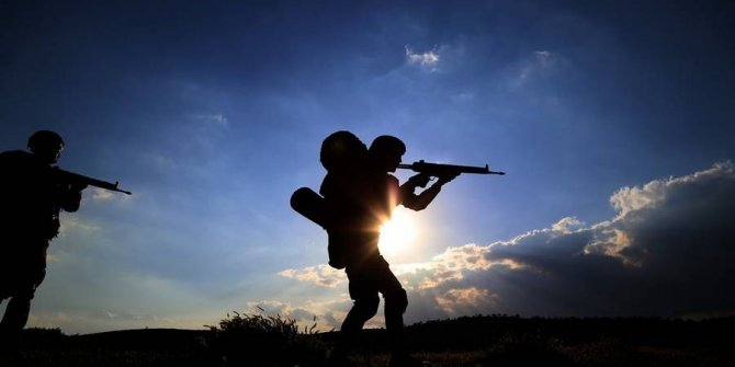 Van-Çatak kırsalında 2 terörist etkisiz hale getirildi