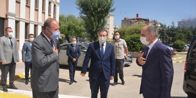 Konya Valisi Özkan, Ereğli'de tanışma ve değerlendirme toplantısına katıldı