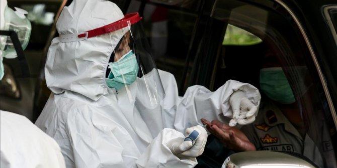 Indonesia umumkan 2.381 kasus baru Covid-19, Jakarta rekor tertinggi