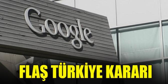 Google'dan flaş karar! O reklamları Türkiye'de kaldırıyor!