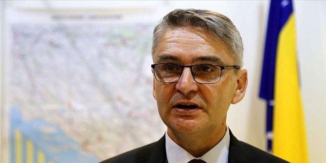Bosna Hersek'te bir bakan Kovid-19 nedeniyle hayatını kaybetti